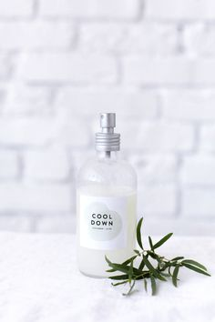 cool down mist: cucumber + aloe - this combo is perfect for a in the sun. cool down: 1/3 cup distilled water, 30 drops cucumber seed oil and 4 tablespoons aloe vera oil. this one will separate so shake before using.