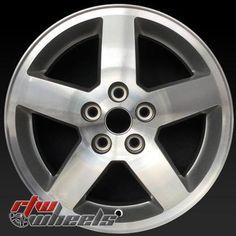 "Chevy Cobalt OEM wheels 2007-2010 16"""" Machined rims 5269"