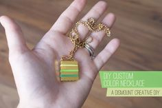 DIY Color Change Necklace (1a)