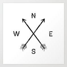 arrows, trendy, pnw, northwest