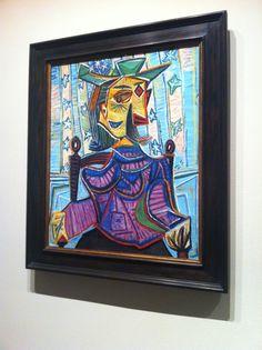 Picasso ❤️ metropolitan museum of art ❤️ central park ❤️ manhattan ❤️ new york