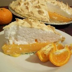 Orange Meringue Pie - Allrecipes.com