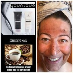 Best beauty trick ever! Younique illuminate cleanser and 1/2 tsp coffee grounds AMAZEBALLS  Www.youniqueproducts.com/stephaniethomas