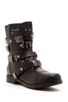 Matisse Tyler Studded Strap Boot by Matisse on @HauteLook
