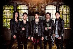 The Voice of the Devil - The Metal Blog: Tour Asking Alexandria