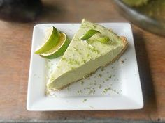 Avocado Lime Cheesecake Recipe