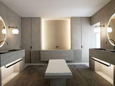 60 Gorgeous Bathroom Countertops Ideas That Make Your Bathroom Look Elegant - Millions Grace Minimalist Bathroom, Minimalist Interior, Minimalist House, Bathroom Interior Design, Modern Interior Design, Luxury Interior, Bathroom Countertops, House Rooms, Bathroom Inspiration