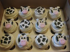 (Holy) Cow Cupcakes! by The Sweet Stash, via Flickr