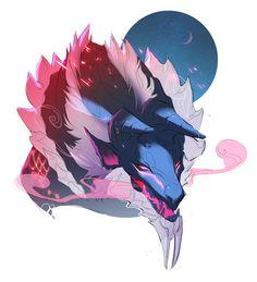 Lord of Hell, Stygian Zinogre Monster Hunter Memes, Monster Hunter World, Cry Anime, Anime Art, Fantasy Creatures, Mythical Creatures, Character Art, Character Design, Dragon Artwork