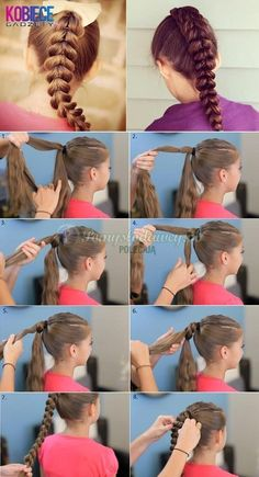 new way to braid your hair