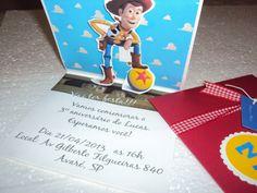 Convite interno Toy Store
