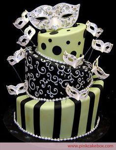 Masquerade Cake...