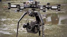 Como funciona um drone? Entenda a tecnologia por trás desses robôs   Notícias   TechTudo