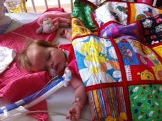 """""""Bedankt voor de mooie deken. Ik ben er erg blij mee. Kijk eens hoe relaxed ik eronder slaap!"""" #meegenietmomentje"""