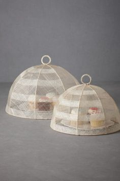 Airy Cloche Food Cover Large $32