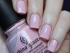 China Glaze Go Go Pink. #nails #polish #nailpolish #nailblogger #naillaquer #manicure #lacquer #nail #nailpolishaddict #nailaddict #polishaholic #nailswatch #nailswow #nailbeauty #nails2inspire #ChinaGlaze #beautyillusionblog