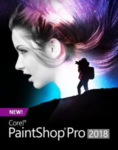 New PaintShop Pro 2018! Get incredible photos faster and jump-start your creative projects. Advanced photo editing has never been more accessible or affordable. Learn more and get the free trial.