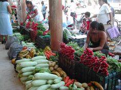 Mercado en Merida,Peninsula de Yucatan - Mexico