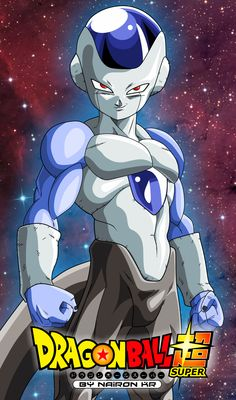frost dragon ball super by naironkr on @DeviantArt