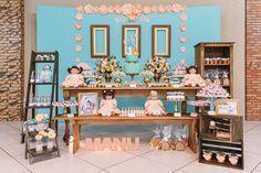 festa infantil casa de bonecas joy in the box inspire mfvc-6
