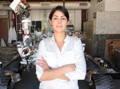Diana Trujillo, raised in Cali, Colombia, grew up with a passion for space travel and exploration. After graduating from high-school, she decided to move to the United States to pursue her dream of working for NASA. Since 2008, she has worked at NASA's Jet Propulsion Laboratory, contributing to both human and robotic space missions. Currently, she serves as a Surface Sampling System Activity Lead, Tactical Uplink Lead and Dust Removal Tool Lead Systems Engineer on Curiosity (Mars).