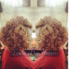 Crochet braids #LooksByImani