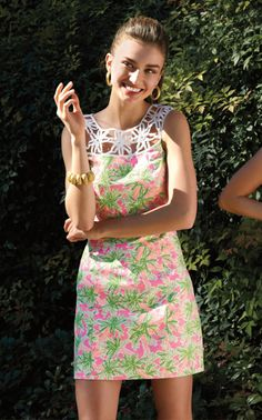 A little Lilly dress  Im so in love with this…