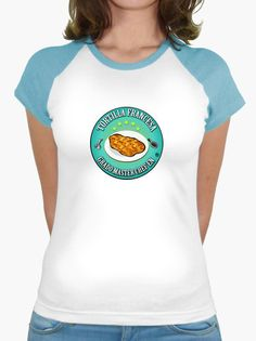 Camiseta Grado Master Chef Tortilla Francesa