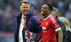Louis van Gaal prefers Wembley hero Anthony Martial as a wide man