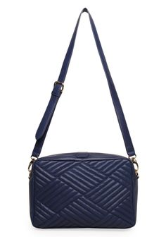 A.P.C. / Quilted Leather Shoulder Bag