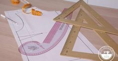 MENUDO NUMERITO nos explica de forma muy sencilla cómo elaborar el patrón de una blusa.