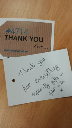 Thank you for remembering us in your will. #4714UoB #StudentEngageDay