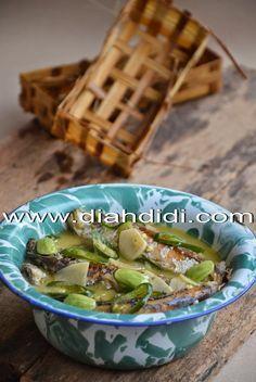 Diah Didi's Kitchen: Ikan Pindang Keranjang Masak Santan