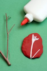 Fifth Grade Earth & Space Science Activities: Make a Fossil From Glue!