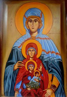 αγία Μαρία προμήτωρ Θεοτόκου