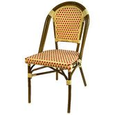 Found it at Wayfair - French Stacking Dining Side Chair