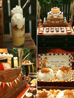 Fall Harvest Party {Thanksgiving Party} via TipJunkie.com