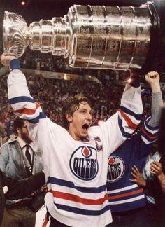Wayne Gretzky, Edmonton Oilers, 1984