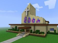 Went to download the schematic for this beautiful minecraft church and the link was broken. If i built a church in my city I'd do something with this style