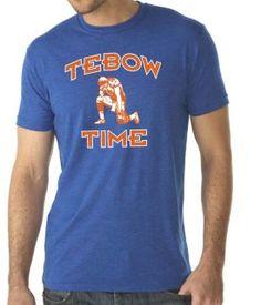 Tim Tebow Shirt - Tebow Time