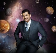 Neil deGrasse Tyson Explains Why the Cosmos Shouldn't Make You Feel Small — his 'Fresh Air' interview