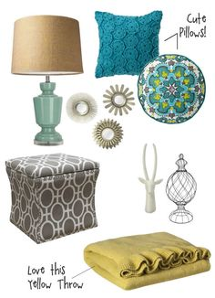Mixing and Matching; color, texture and prints. Tips and tricks. #home #decorating