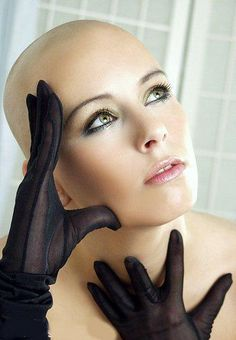Bald Women Rock photo 21 by baldproducts, via Flickr
