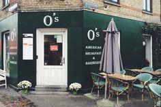 Great place for American style breakfast in Copenhagen: O's American Breakfast & Barbecue