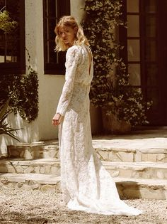 Stone Cold Fox Chloe Gown at Free People Clothing Boutique