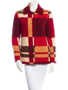 Prada F/W 1996 Wool Jacket