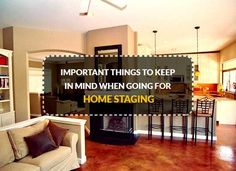 Important Things To Keep In Mind When Going For Home Staging Real Estate Services, Home Staging, Keep In Mind, Mindfulness, Blog, House, Home Decor, Decoration Home, Home