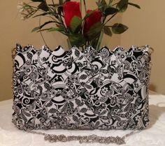 Gentuta alb-negru - CreatiiHandMade   Crafty
