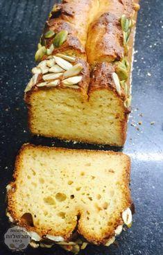 לחם טחינה טעים ומעניין! קל, פשוט ומהיר הכנה! ללא קמח מתאים לפסח.