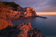 The Holy Sunset by Flavio Chioda on 500px